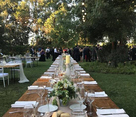 Matrimonio en CasonaChicureo