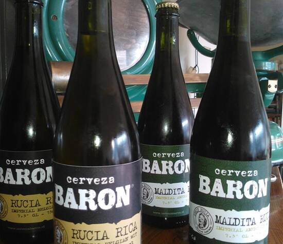 Cerveza Barón