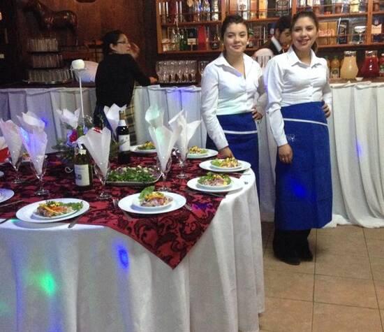Banqueteria Piedra Azul