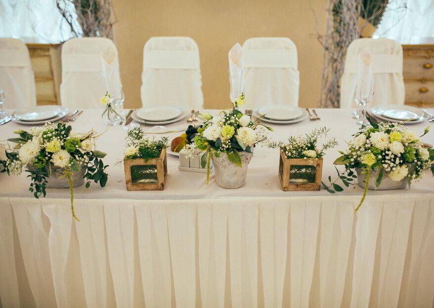 ¿Cómo elegir la banquetería para matrimonio? Acierta con esta guía de 5 pasos