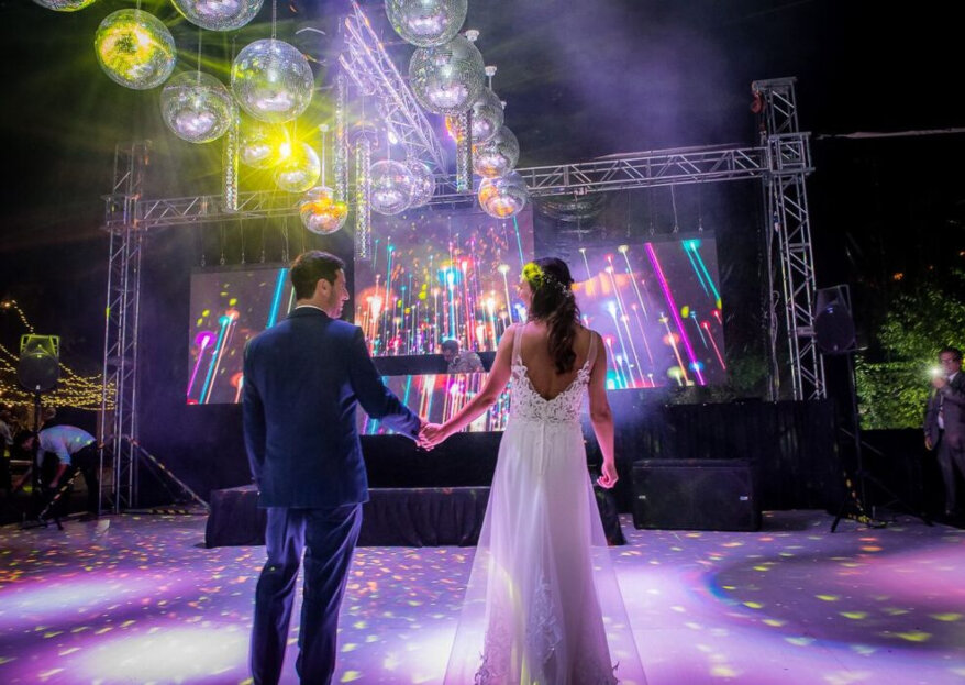 Dj Tio convertirá la fiesta de su matrimonio en la mejor noche de sus vidas