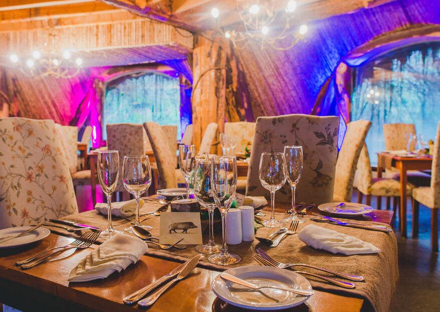 Reserva Biológica Huilo Huilo: 5 tipos de celebración de matrimonio en un mismo lugar