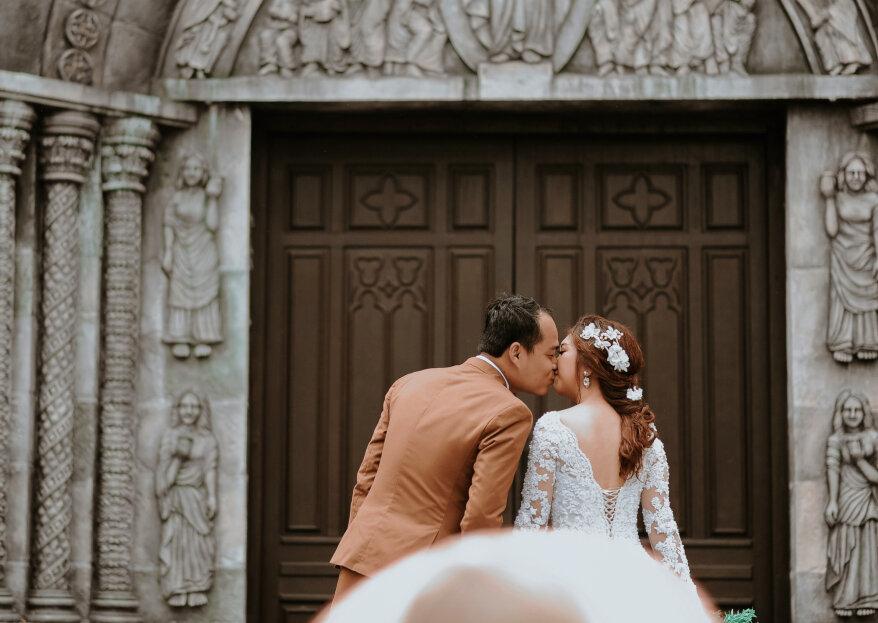 Cómo elegir la iglesia perfecta para tu matrimonio: ¡aquí las claves!