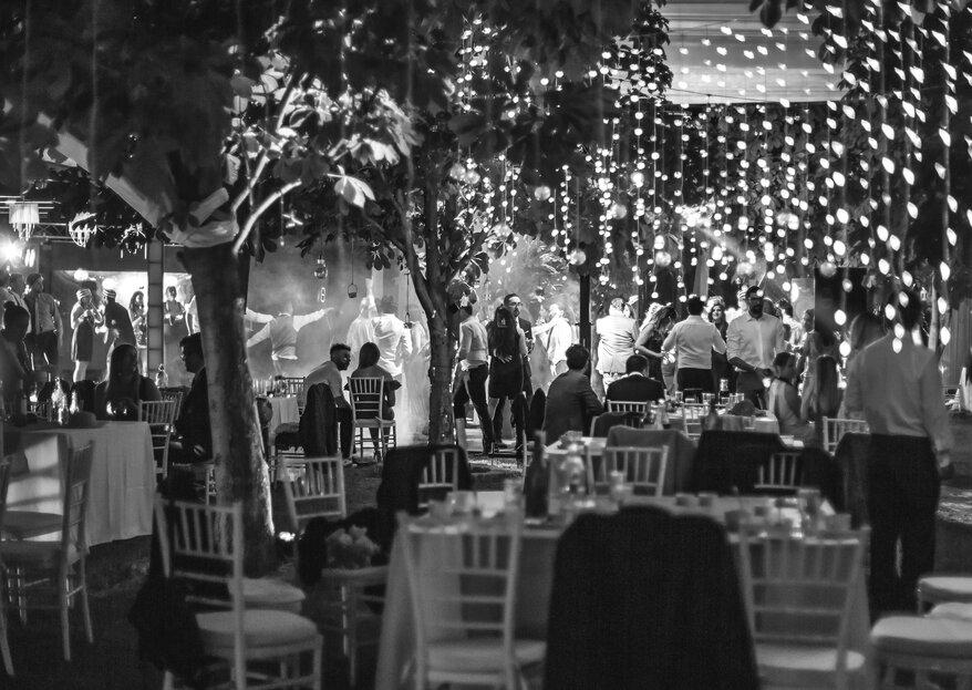 Abanico Eventos: servicio integral y personalizado para el banquete y la decoración de su matrimonio
