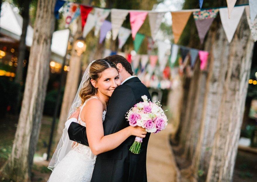 ¿Cuándo y cómo celebrar un matrimonio en un jardín al aire libre? No te pierdas los mejores consejos