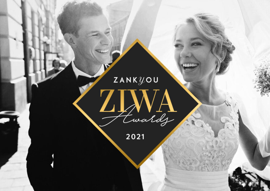 Premios ZIWA 2021: reconocimiento a los mejores servicios de matrimonio
