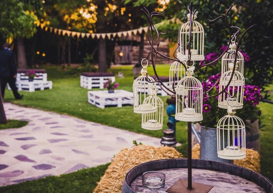 Descubre estos 10 lugares idílicos en los que podrás celebrar tu matrimonio