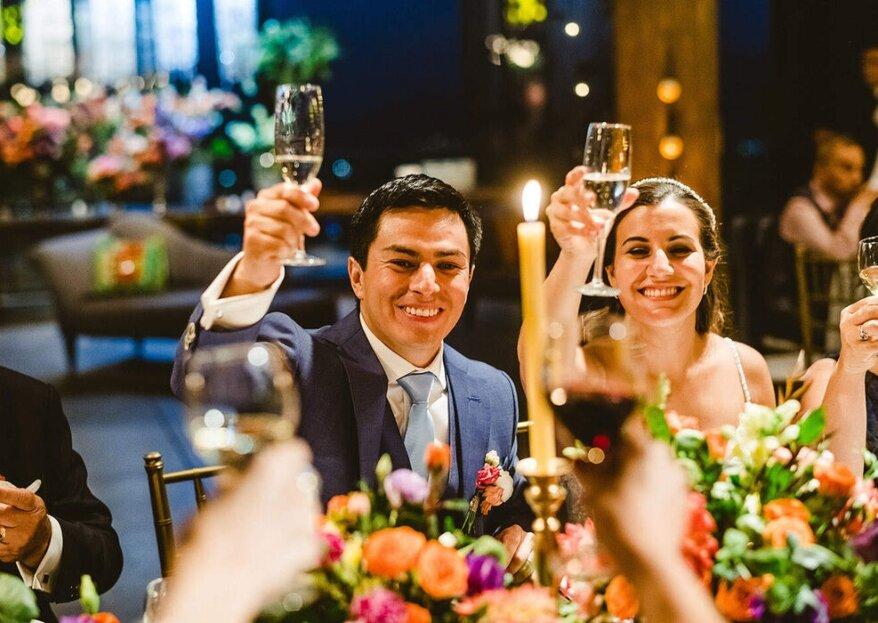 Cuatro factores que debes considerar al contratar los servicios de una wedding planner