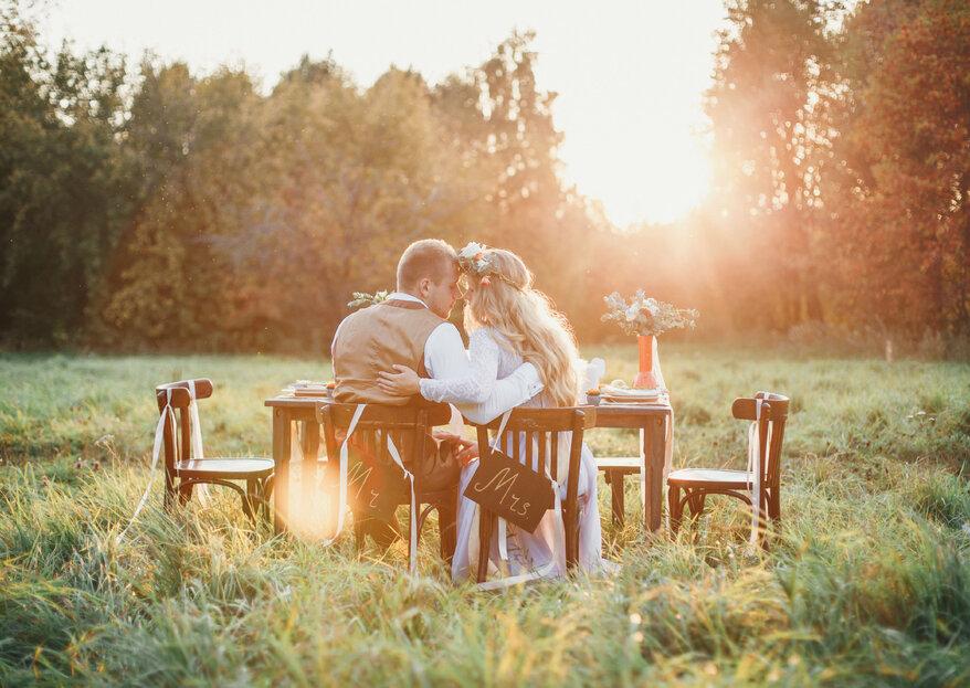 Cinco características que debe tener el espacio donde celebrarás tu boda