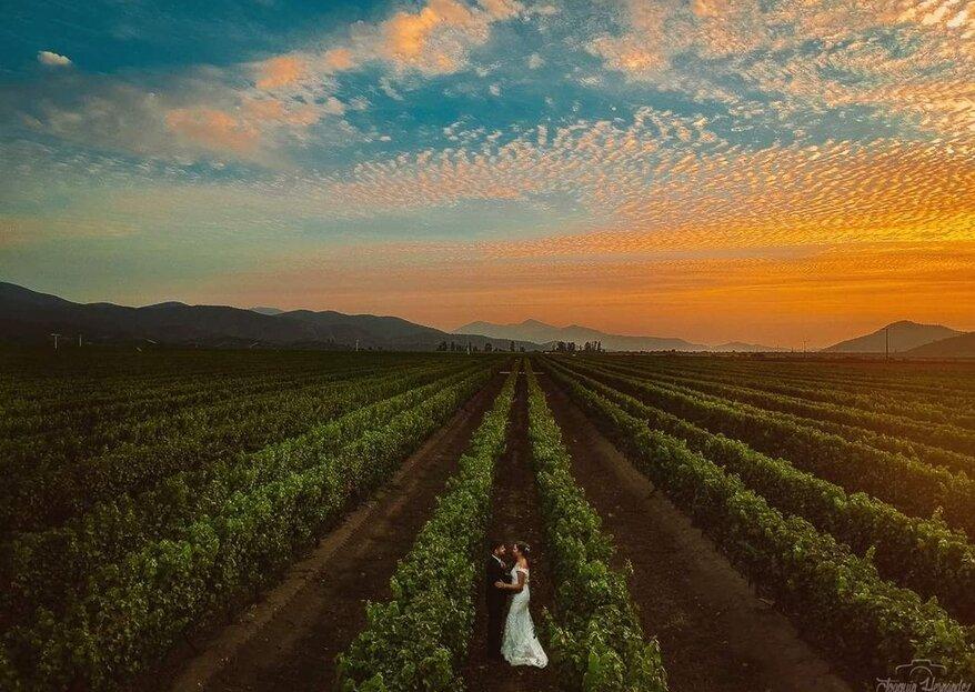 Conoce lo que es un servicio de primera con estos servicios para tu matrimonio, ¡toma nota!
