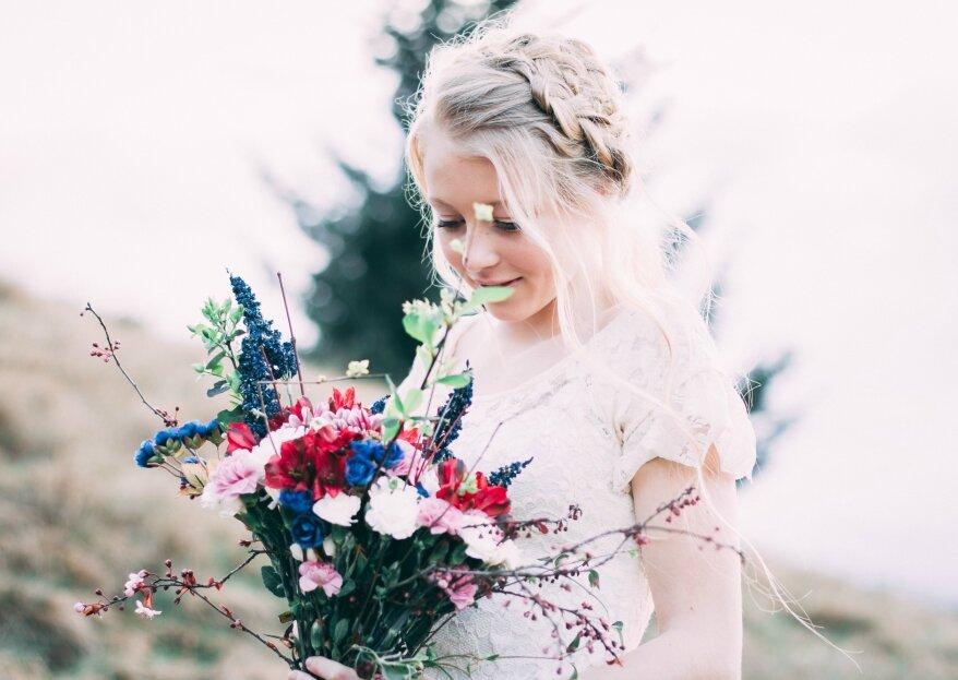 ¿Cómo decorar tu matrimonio en primavera! ¡Explosión de color y alegría!