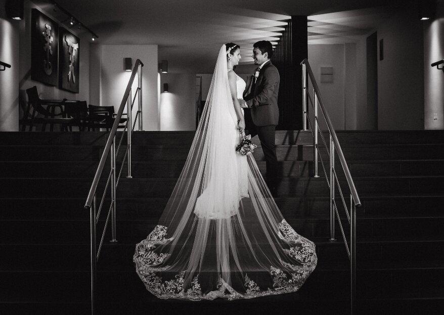 Un matrimonio cargado de detalles que contará su historia de amor gracias a Karla A. Bustos Wedding Planner