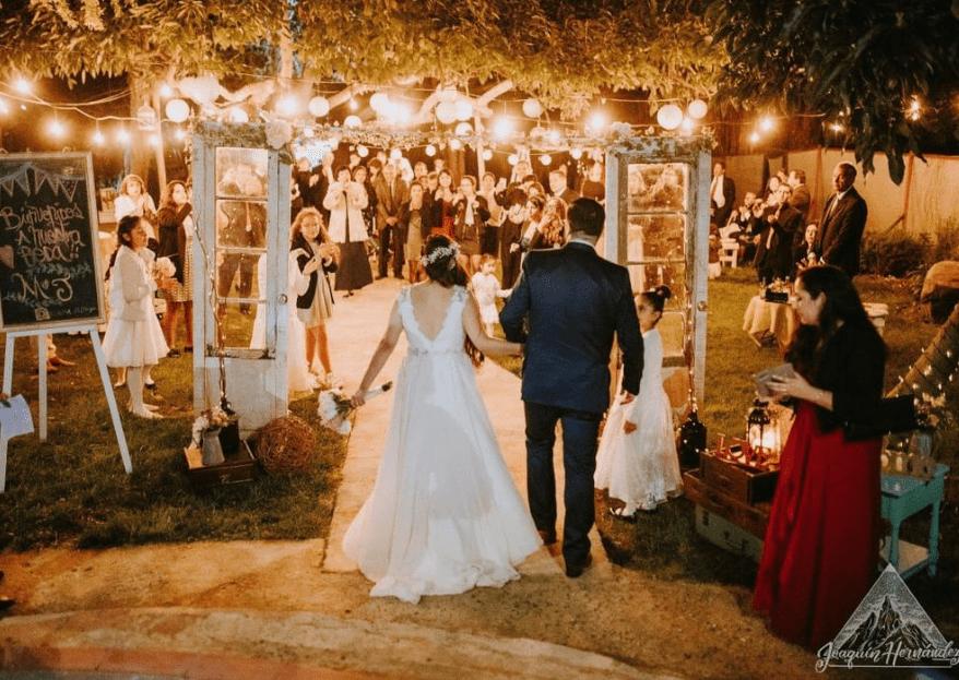 Casona El Bosque, un lugar idílico en el que celebrar tu matrimonio