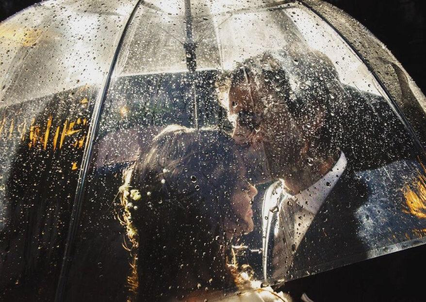Cómo sobrevivir a un matrimonio con lluvia. 5 pasos y ¡todo bajo control!