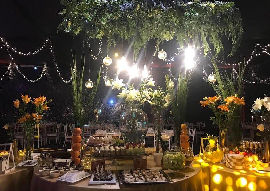 Centro de Eventos Piedra Río: exclusividad, servicio de banquetería y la mejor animación para su matrimonio