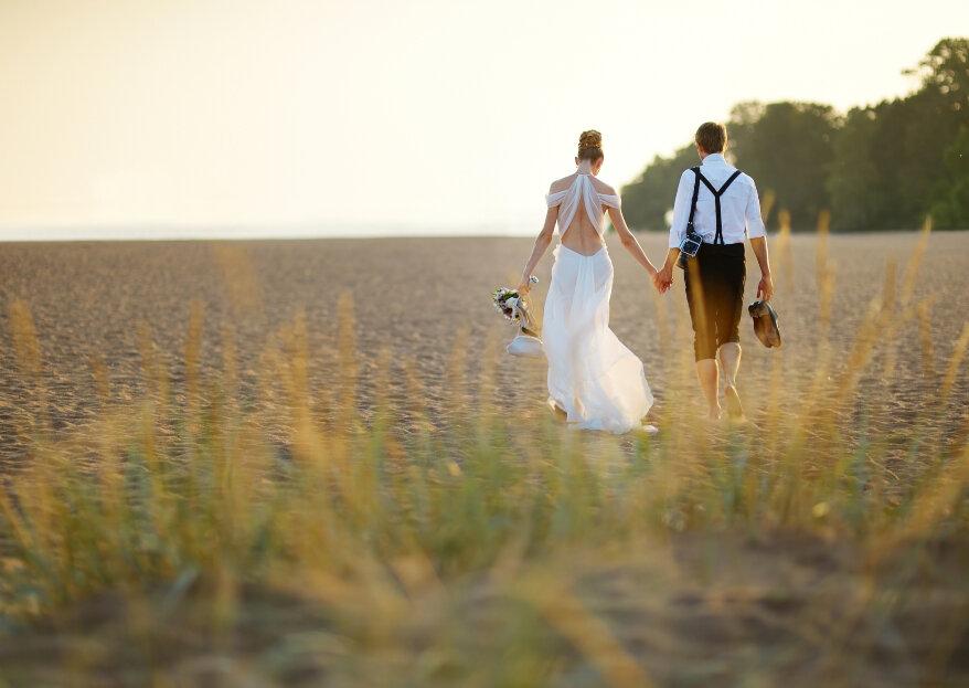 ¿Cómo elegir la fecha de tu matrimonio? En 5 pasos te lo contamos