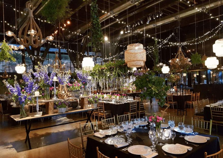 Estos son los servicios de banquetería que no pueden faltar en tu boda, ¡garantiza el éxito entre tus invitados!