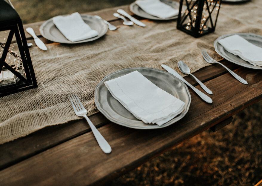 Platos que nunca debes poner en tu menú de matrimonio, ¡lo aconsejan los expertos!