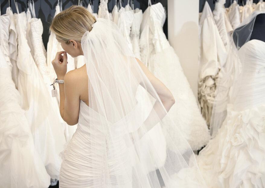 Elige tu vestido de novia en 5 pasos: ¡encuentra el diseño de tus sueños!