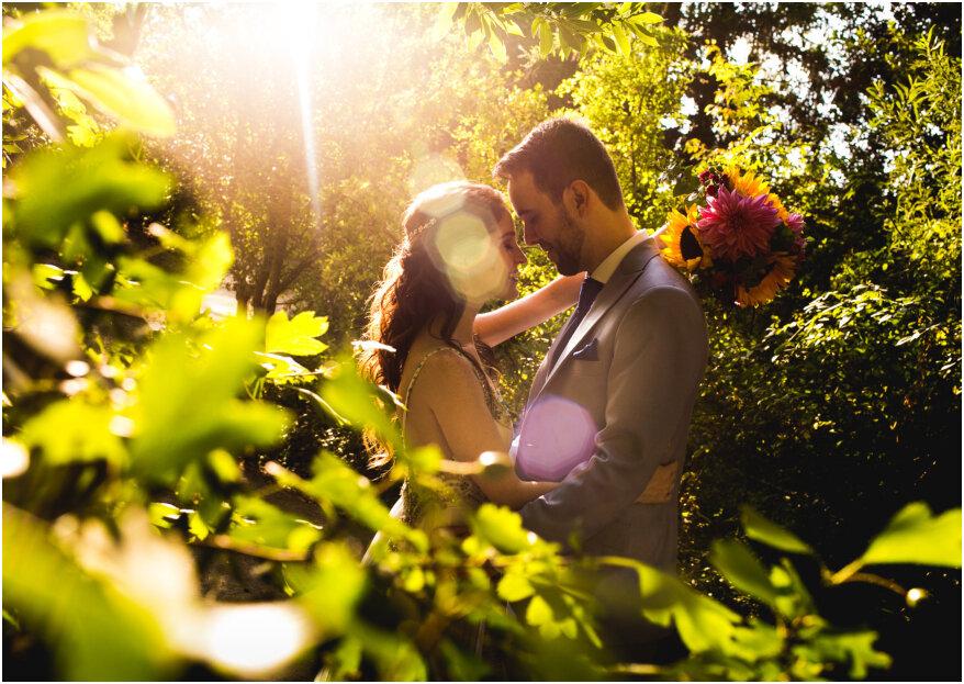 Cómo decorar tu matrimonio en verano en 5 pasos: ¡y disfruta de la mejor estación!