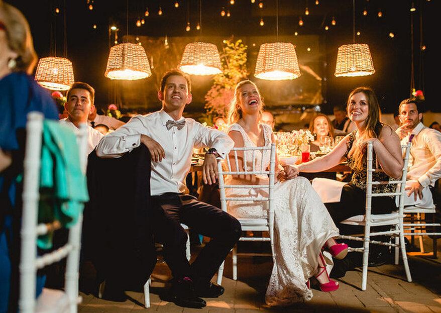 Cómo entretener a tus invitados en el matrimonio: ¡las ideas más divertidas!