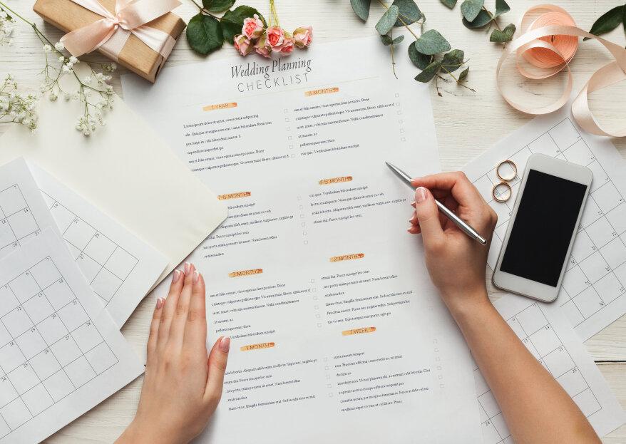 Elige el wedding planner de tu matrimonio con estos 5 pasos