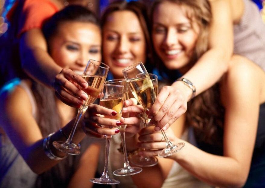 ¿Cuánto cuesta una despedida de soltera?