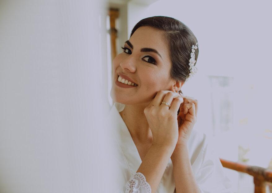 El ajuar de la novia: ¡los siete accesorios imprescindibles!