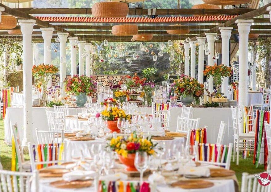 Con Consentido: disfruta de una cuidada producción, excelente banquetería y sorprendente decoración
