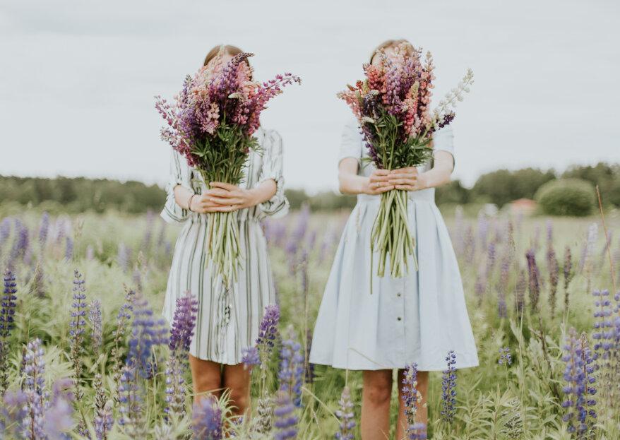 Cómo elegir las flores del matrimonio: ¡color y alegría cada rincón!
