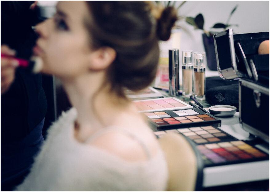 Los 10 mejores maquilladores para novias en la región del Bío-Bío