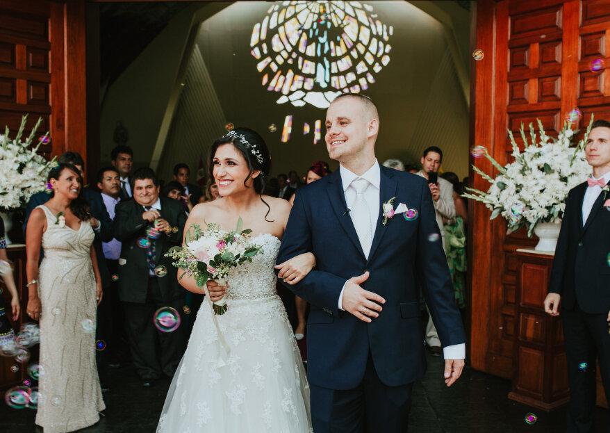 Requisitos para casarse por la Iglesia Católica: ¡presta atención!