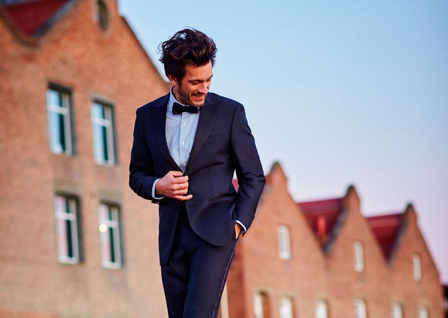 Las mejores tiendas de trajes de novio en Santiago de Chile: elegancia única