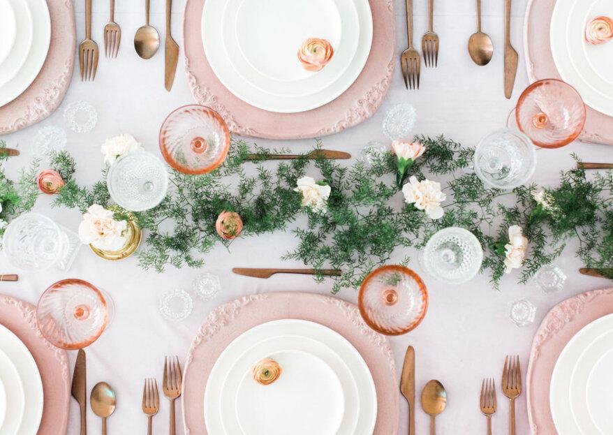 ¿Conoces los tipos de mesas para bodas que existen? Descúbrelas
