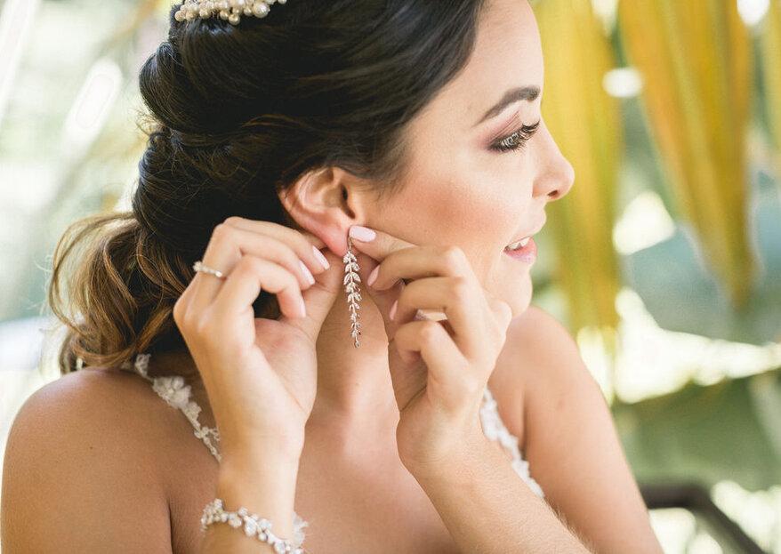Tipos de joyas para novia según los estilos universales: ¿con cuál te identificas?