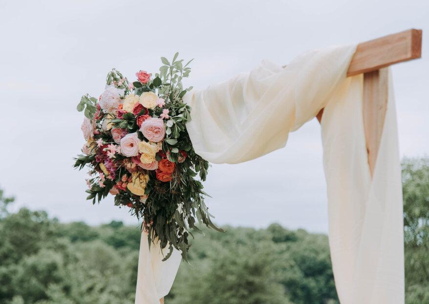 Cómo decorar la ceremonia de matrimonio: ¡crea atmósferas especiales!