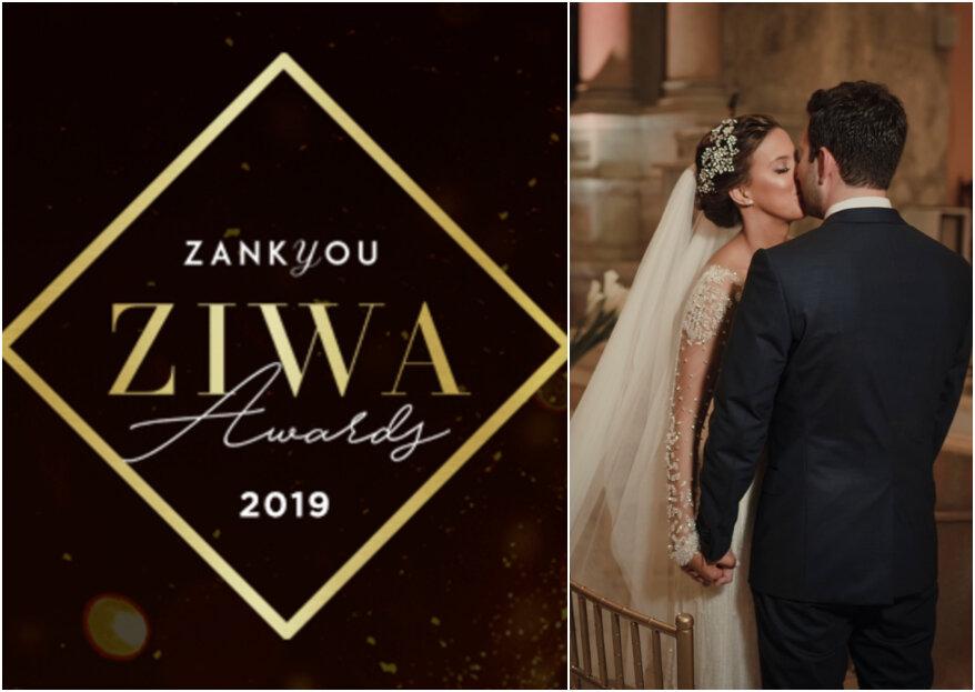 ZIWA 2019: conoce a los mejores proveedores de servicios de matrimonio en Chile