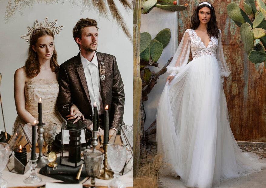 Las 10 tendencias para matrimonios 2021: el optimismo será el gran protagonista