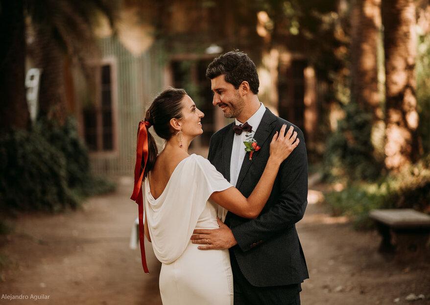 Ellos serán los cómplices del día de tu matrimonio, ¡confía en estos profesionales y tu boda será un éxito!