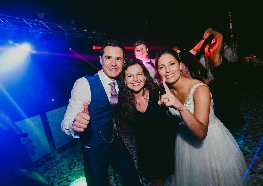 Deja toda la organización de tu matrimonio en manos de Cecilia Flatow Wedding Planner