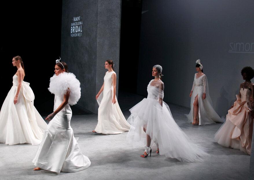 Del 18 al 22, vive la Valmont Barcelona Bridal Fashion Week 2020