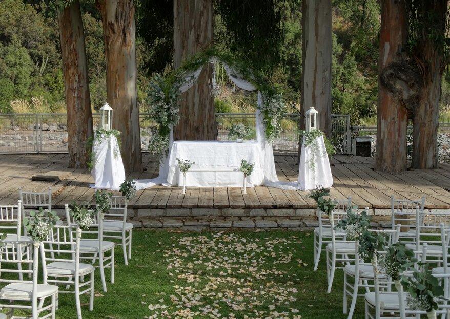 Descubre Casona San José, un lugar idílico para celebrar tu matrimonio