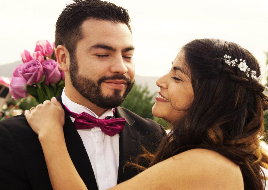 Lorena y Francisco: dos vidas que se unen a través de Internet