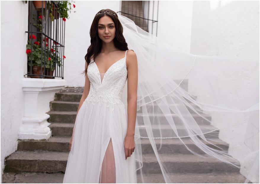 Los 6 errores que toda mujer comete al elegir su vestido de novia