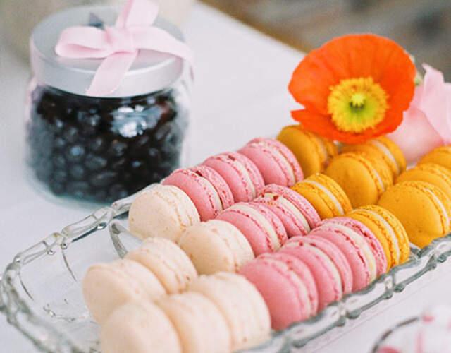 Tortas y dulces de matrimonio online