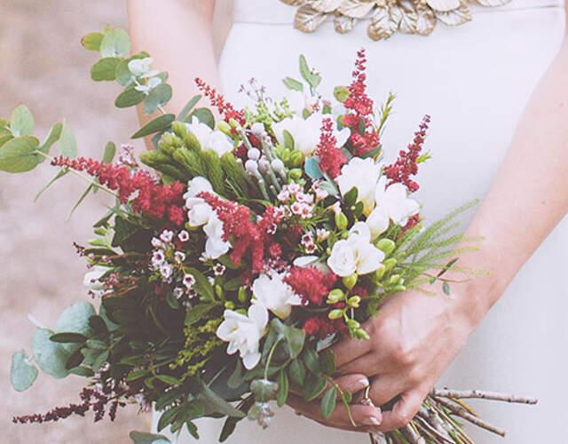Bouquets y arreglos florales para matrimonios en Araucania Región