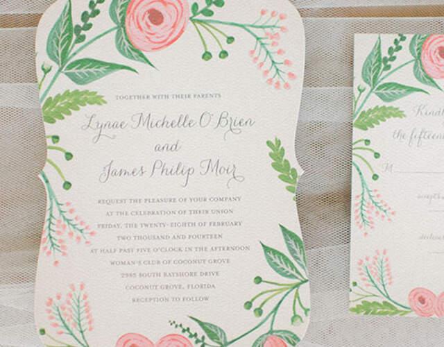Invitaciones de matrimonio en Calama