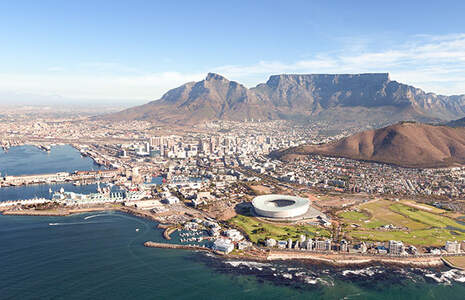 Casarse en Sudáfrica