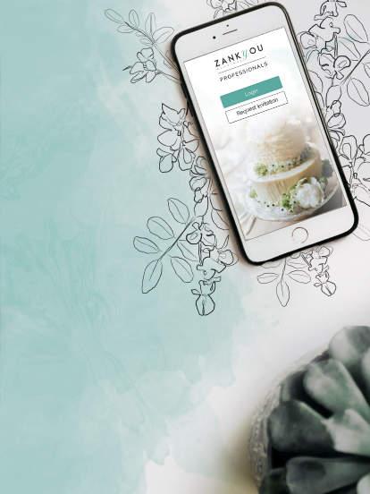Consigue la App de profesionales de Zankyou para tu negocio