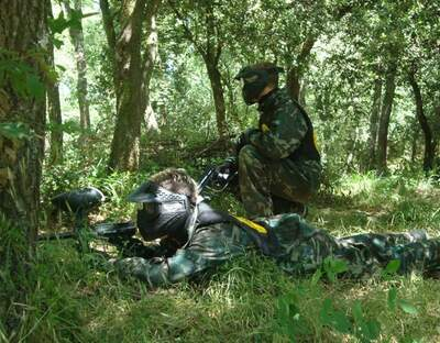 Paintball Extremo Colina